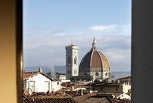 Florence, my love! / Hotels we love in Firenze!