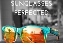 Extra Large Sunglasses / Men's and Women's extra large sunglasses