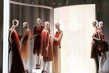 R E T A I L / W I N D O W S / Window displays and ideas we enjoy #notourwork