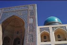Uzbekistan - Heart of the Silk Route / Stuart Douglass-Lee, one of our Holiday Creators, on the road experiencing the eastern culture and exotic cities of Uzbekistan.  Travel here on holiday and find out for yourself... http://travel.saga.co.uk/destinations/asia/uzbekistan/uzbekistan-heart-of-the-silk-route-solos.aspx?pid=ph