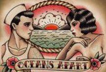 Old School Tattoos ♠