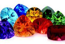 Gemstones / Beautiful, natural gemstones; fair trade & responsibly sourced