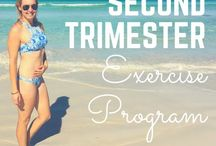 Fit Pregnancy / Exercise guidelines and ideas when pregnant