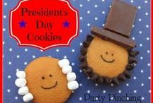 Presidents' Day / Celebrate the lives, work and contributions of all the presidents in United States with these fun books and activities!