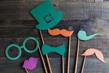 Saint Patrick's Day / Fun activities, crafts and food for kids to enjoy on Saint Patrick's Day!
