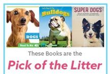Dogs / Delicious snacks, fun crafts and adorable books - all related to dogs!