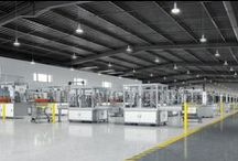 High Bays & Low Bays / Featuring industrial LED luminaires from some of our key manufacturers including Eaton.