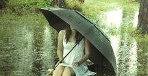 "petrichor / ""The smell of the rain"""