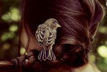 She. Bird.