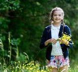 Little Girl's World