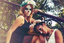 Hair and Make-up by Mandy Klimt / Bridal braut make-Up Hochzeit brautfrisur Wedding stying updo