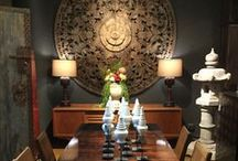 Design Gallery / Scenes from our eclectic design gallery