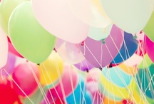 Celebrate With Balloons / by Amy Johnstone