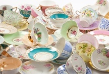 Teacups 'n' Coffee Mugs / by Amy Johnstone