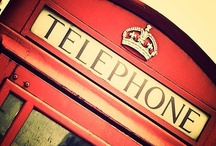 Telephone / by Amy Johnstone