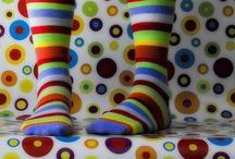 Spots 'n' Stripes / by Amy Johnstone