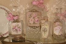 My Perfume Tray / by Amy Johnstone