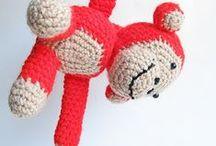Crochet / Knitting / by Becky Hamilton