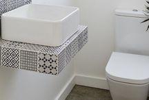 Home :: Badrum / ~ Bath ~ Toilet ~ Powder room ~ WC ~