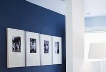 Home :: Tavelväggar/Tavlor / ~ How's it hangin' ~ Art display ~