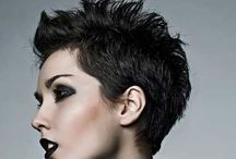 Style :: Hårstyling/Frisyrer / Hair & Styling & Cuts & Colour
