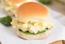 BREAKFAST & TEA sandwiches / by UP ART BCN
