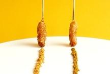 BRUNCH appetizers / by UP ART BCN