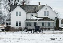Amish Home / by Laura Murley