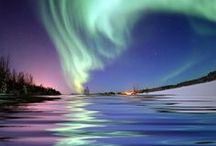 Aurora Boreal ...luzes divinas????? / Energias encantadas