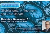 Brain Cancer Webinars / Webinars about Brain Cancer topics: Treatments, Trials, Complementary Therapies, Surgery, etc...