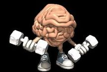 Brain Exercises / Activities and exercises to strengthen and work your brain!