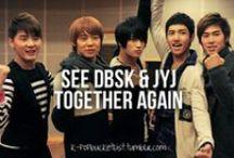 DBSK/TVXQ/JYJ (Kpop)
