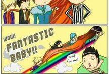 BIGBANG & 2NE1 (Kpop)