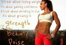 Fitness, Health, Beauty & Motivation / All things for health, beauty and staying motivated / by Tammy Weston