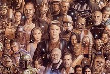Star Wars / by Amy Johnstone