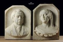 Carved and Shaped Stone & Marble / Beautifully hand carved antique and vintage stone and marble pieces in all shapes and sizes.