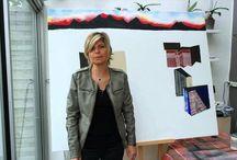 VIDEOS de Julie Jaler / Catalogue de vidéos de l'artiste peintre Julie Jaler - Design By Jaler