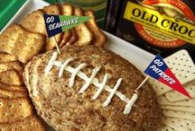 Game Day Recipes / Score big with these flavor-packed, cheesy recipes on Superbowl Sunday or all season long! Game Day or any day - your sports fans will be cheering for these snacks.