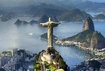 Amazing Brazil / Great places to visit while in Brazil
