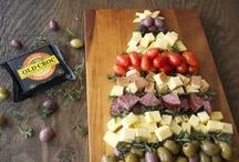 Holiday Recipes / Our favorite cheddar cheese recipes for Halloween, Thanksgiving, Christmas & New Year's entertaining & parties!