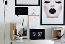 Let's Work /  If you like my style follow me: Haute Decor London