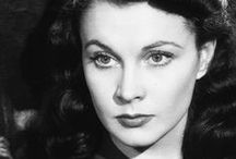 FILM - VIVIEN LEIGH / Such a refined beauty