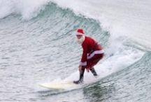 Bondi Beach Christmas / Celebrating Christmas Day on Bondi Beach in Sydney, Australia! #travel #Aussie