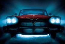 Iconic Movie & TV Cars