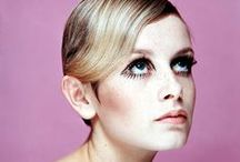 TWIGGY / Beautiful features, as beautiful now as when she was first discovered.