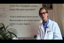 """""""Brain Tumors 101"""" video series / BrainCancer.org's. """"Brain Tumors 101"""" series are easy to follow informative videos on all aspects of brain cancer treatment from diagnosis and on.   Our goal is to help the brain tumor patient, family member and caregiver learn the important information they need to know as soon as possible following a brain tumor diagnosis.  Dr. Charles Cobbs, Neurosurgeon and Director of The Ivy Center for Advanced Brain Tumor Treatment at Swedish Neuroscience Institute shares his vast expertise."""
