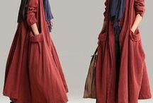 CLOTHES I LIKE / Any era, any country or fashion - main criteria: 'I like'