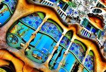 Magiczne / Magical / A. Gaudi