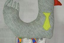zwierzątkowo / zwierzaki-cudaki ręcznie wykonane ze sklepu internetowego http://www.falbana.pl