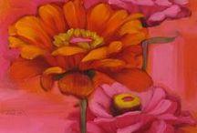 Pink 'n' Orange / by Amy Johnstone